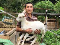東京理科大卒の新規就農者、ヤギのチーズを選んだ理詰めの戦略