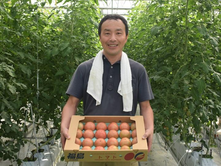 施設園芸の中核施設として。トマト栽培施設が目指す農業復興と雇用就農の促進