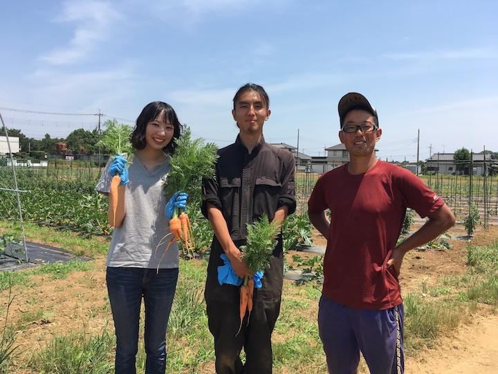 未来志向の畑で農業体験してきました!──野菜も人も手をかければ必ず育つ!