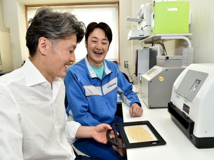 JAグループ、試験研究機関にも導入!手厚いアフターメンテナンスで高精度を維持する穀粒判定器