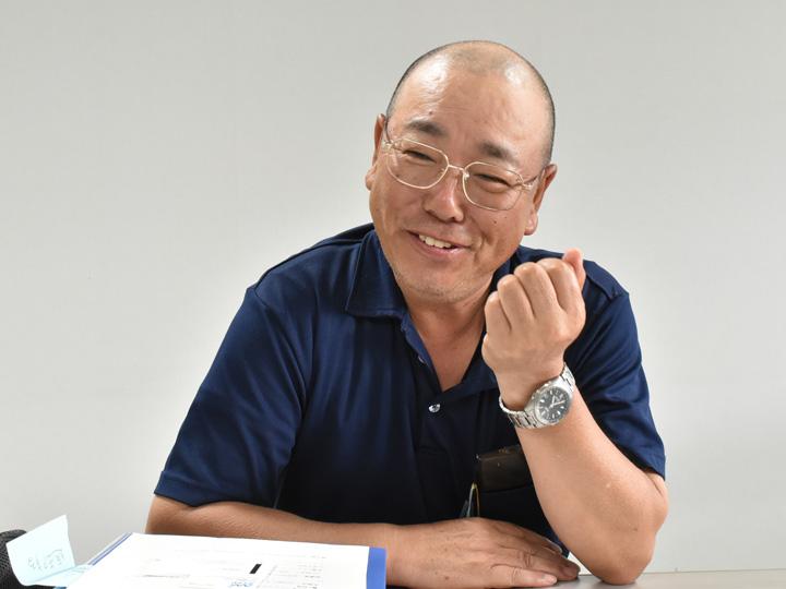 福島県富岡町の『株式会社富岡アグリファーム』代表取締役佐藤清隆さん