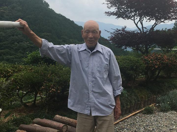90歳になった現在でも新しいことに挑戦し続ける前田さん