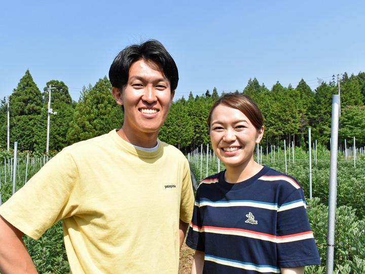 生産から販売までの一貫体制で「花」のニーズに応える! 若き就農者が目指す、花き農家の新しいビジョンとは