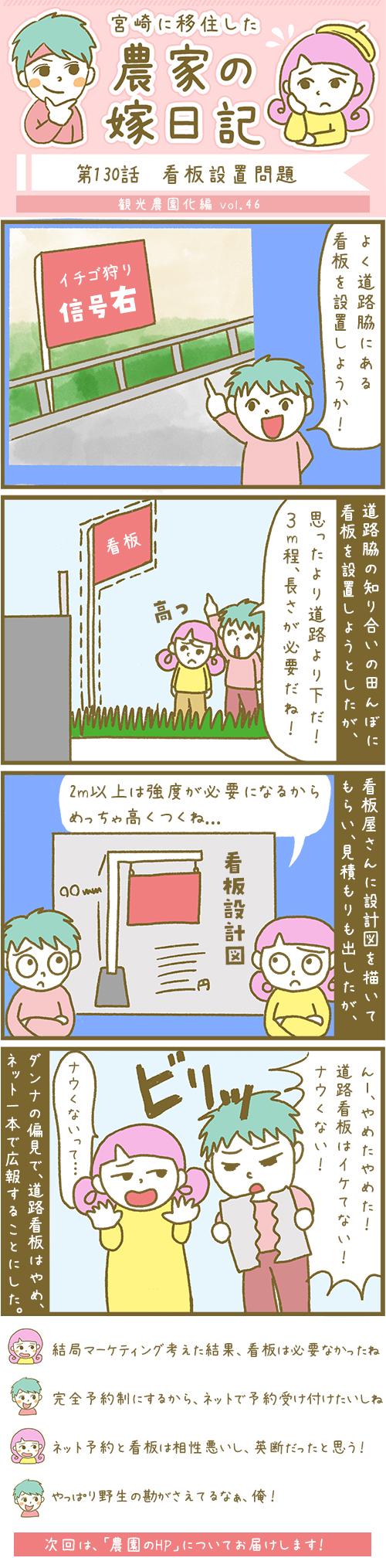 漫画第130話