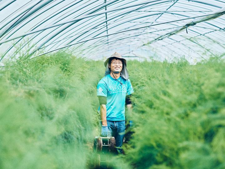 水に恵まれた熊本で農業をはじめませんか? 夢を叶えるためのワンストップサポート