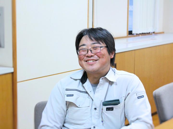 「収量計画の6〜7割を目指し、まずはネギ栽培に適した土壌づくりをしっかりやっていきたいです」と、髙野さん