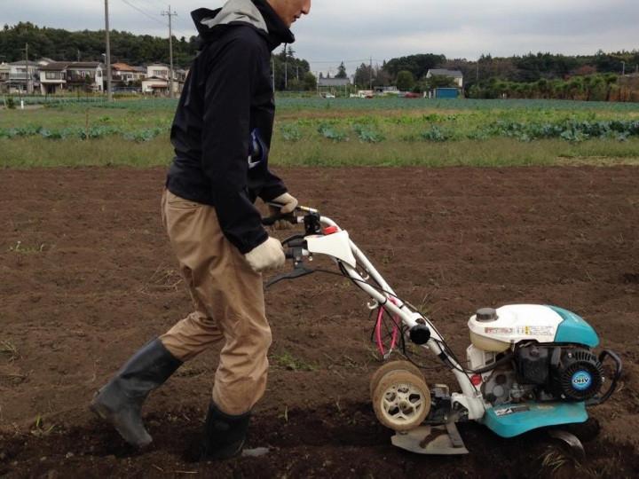 大手メーカーのサラリーマンから農業と福祉をつなぐ農家サラリーマンへ【畑と人材育成とvol.4】