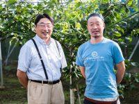 土壌中の有用菌を増やす『T-プロテクト』は、果樹農家の難敵・白紋羽病(しろもんぱびょう)の悩みを解決するか