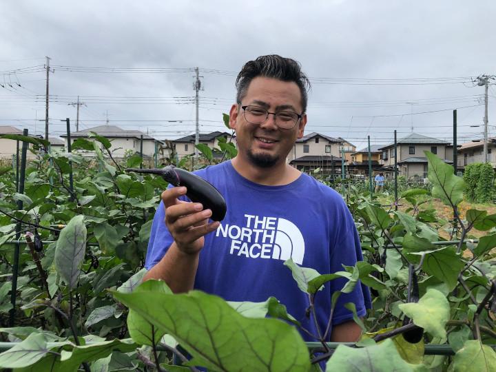 画像5)災害支援の準備金を作った稲垣健太郎さん