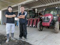 トラクターや重機も楽々収納。イナバで大型農業倉庫を安く早く建てる!