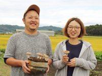"""仲間や家族との繋がりから見い出した""""自分に合った営農スタイル""""。福島県の菌床キノコ生産者に聞く、農業の多様性とは"""