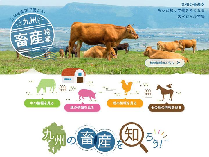 【特設ページ】九州の畜産で働こう!九州畜産特集