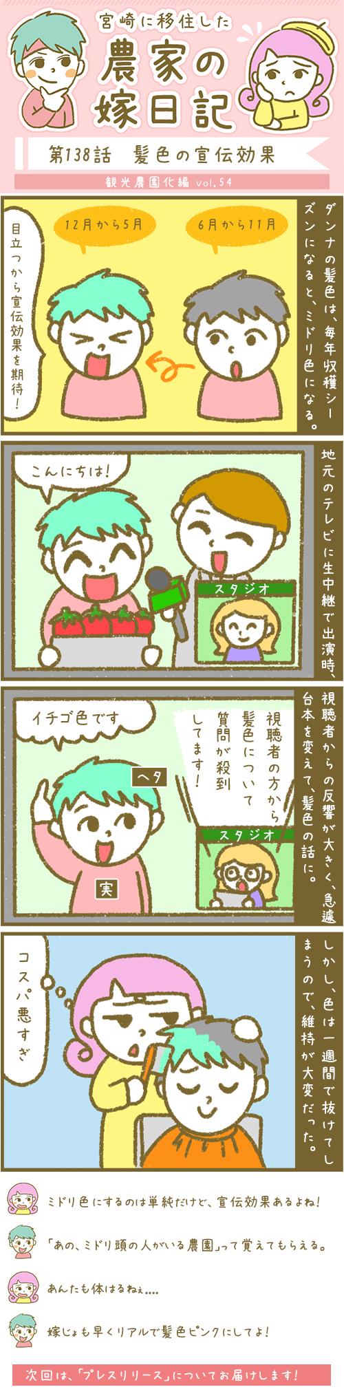 漫画第138話