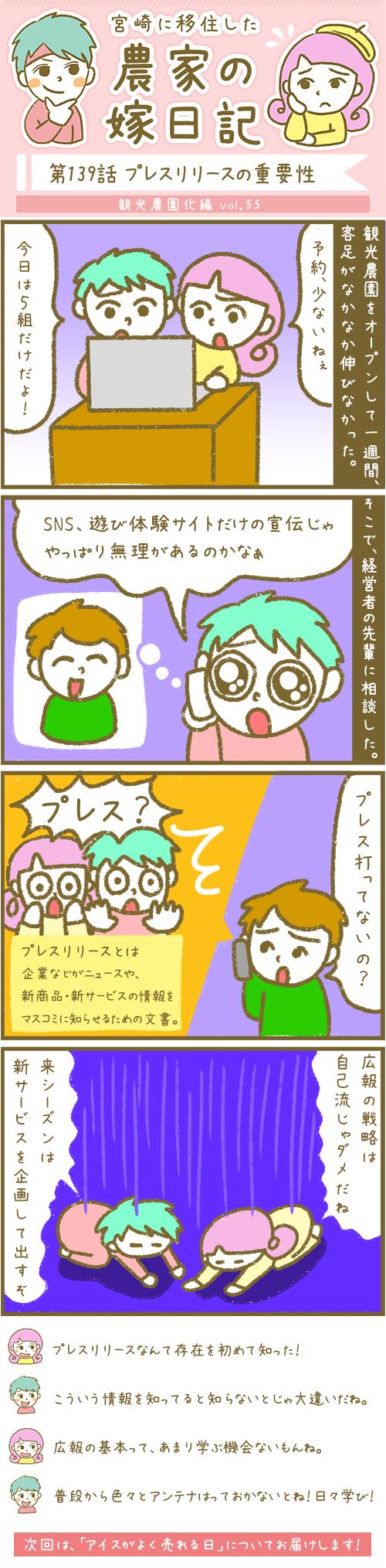 漫画第139話