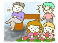 漫画「宮崎に移住した農家の嫁日記」【第141話】皿回しセットがよく売れる日
