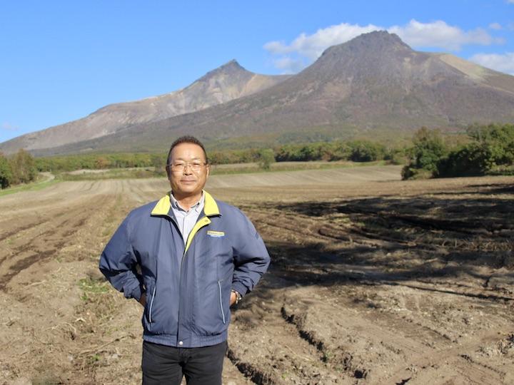 高糖度カボチャを有機栽培で実現 カギは北海道の海と微生物