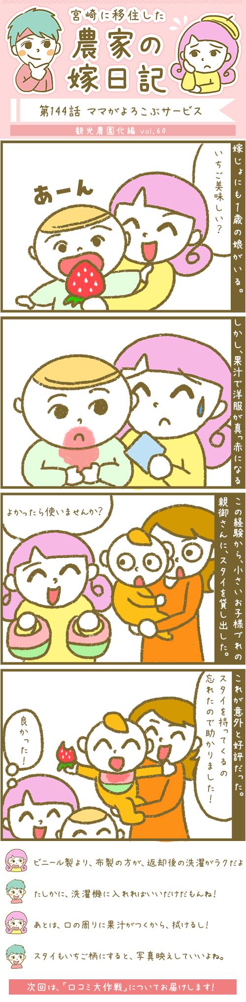 漫画第144話