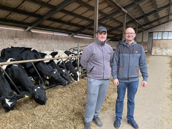 ポーランドの酪農家を訪問し実感! 乳牛監視システム導入のメリット