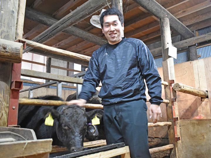 歴史と自然環境が育んだ福島県葛尾村の畜産業。市場評価が高い牛が育つそのワケとは