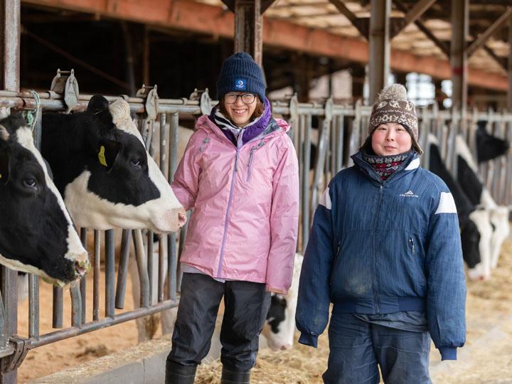 「キツい」、「休みがない」ではモウからない! 働き方改革で酪農の地位向上を目指す『いわき中央牧場』の取組