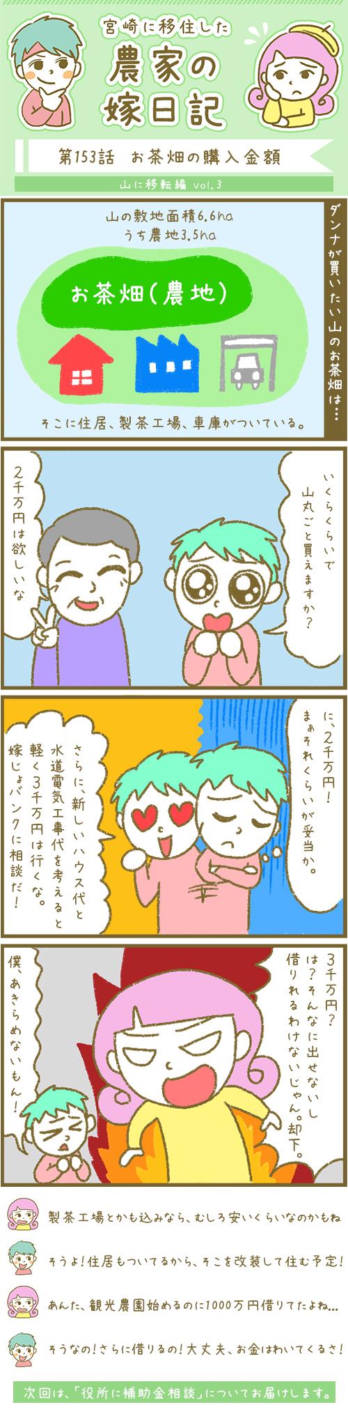 漫画第153話