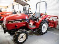 農業のマストアイテム「トラクター」とは。機能や選び方のキホンについて教えます!