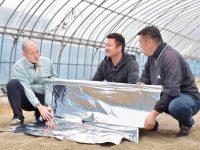 """掛けるだけで苗焼けが解決!? JA・水稲生産者も納得した""""高温""""に対応できる育苗シートとは?"""