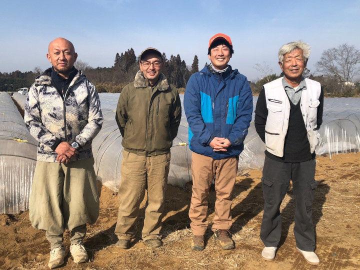 「目指すは手取り1000万円」、栽培に専念して経営を伸ばす就農環境