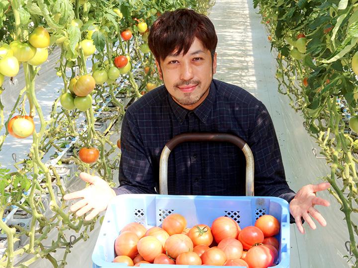 川畑亘さん