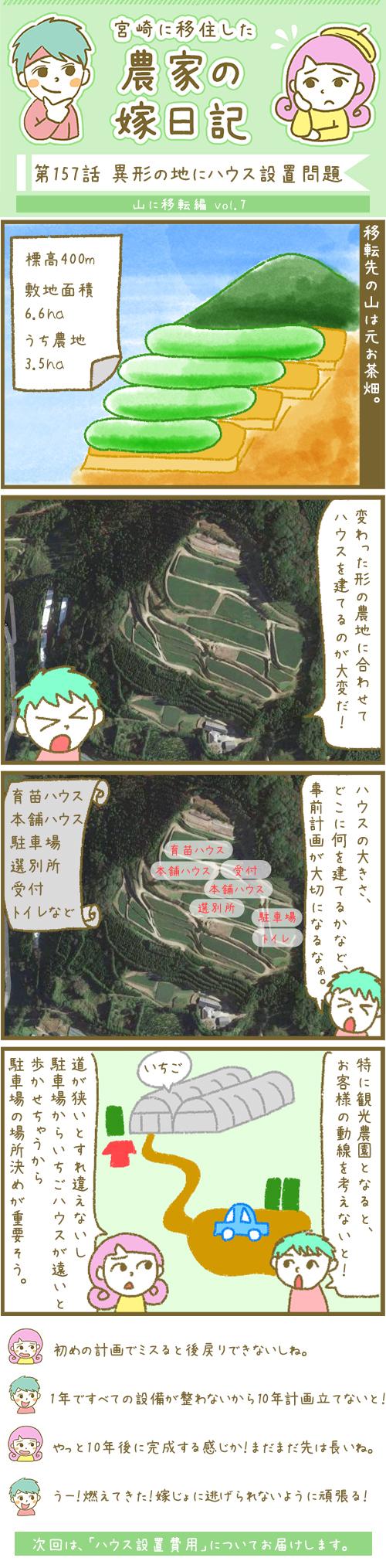 漫画第157話