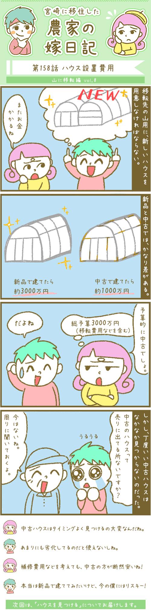 漫画第158話