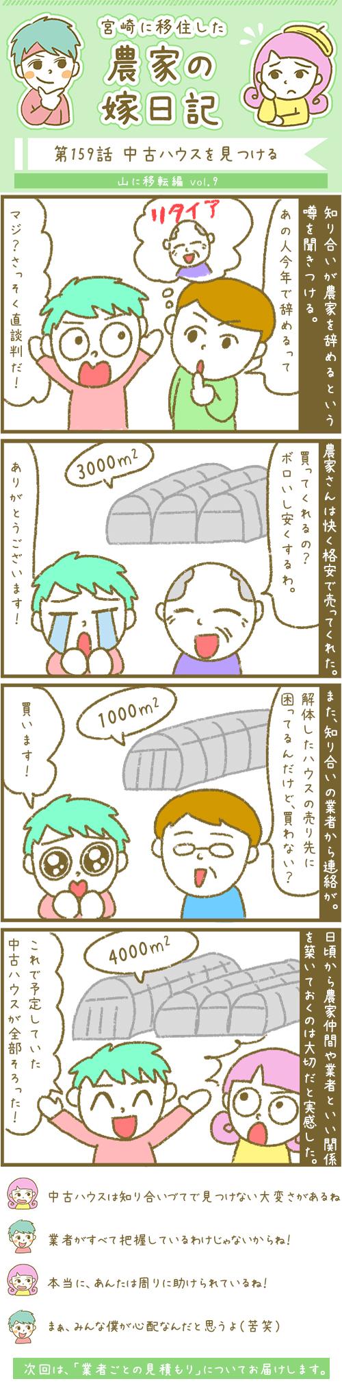 漫画第159話