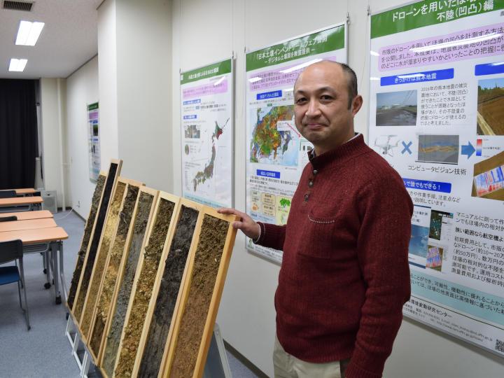 土壌の「人間ドック」とは?(上) 日本の農地の成り立ちと今
