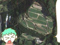 漫画「宮崎に移住した農家の嫁日記」【第157話】異形の地にハウス設置問題