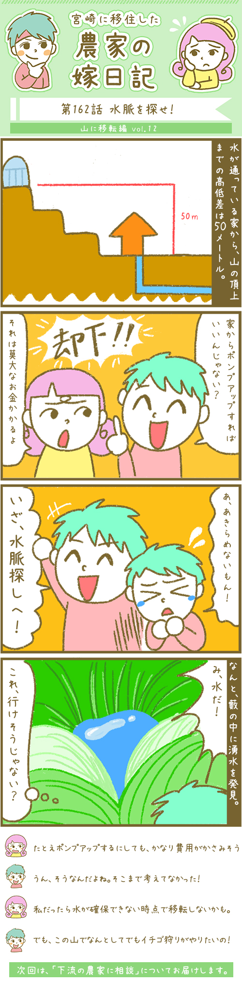 漫画第162話