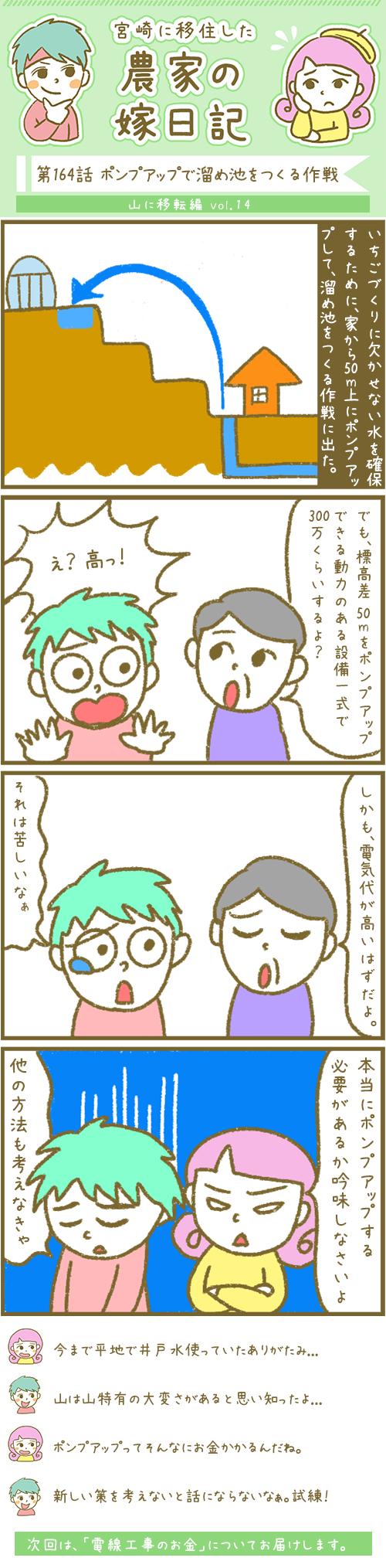 漫画第164話