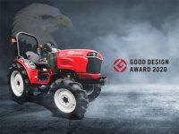 充実機能なのにお求め安くて嬉しい! グッドデザイン受賞記念限定モデル「GES242」発売【三菱農業機械】