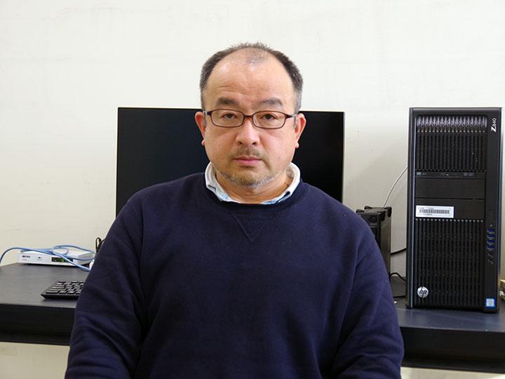 柴田研究員