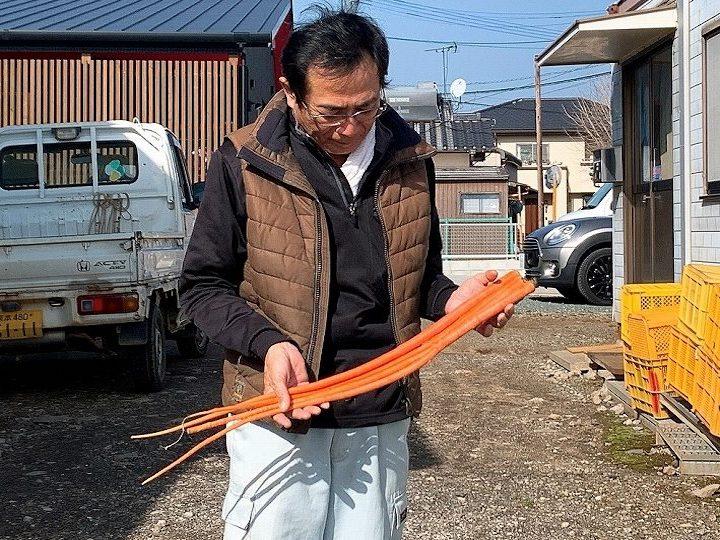 マイナー野菜を収益化する方法を模索 有名シェフに愛される野菜作り