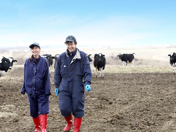溢れる酪農への愛と熱意!町全体が新規就農者を大切に育む【北海道/浜中町】