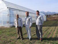 新規就農多いが後継者不足 山梨県北杜市・営農たかねに聞く地域農業のホンネ