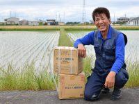 「追肥の作業時間が50%減った」。省力化と収量アップを実現した穂肥施用の方法とは
