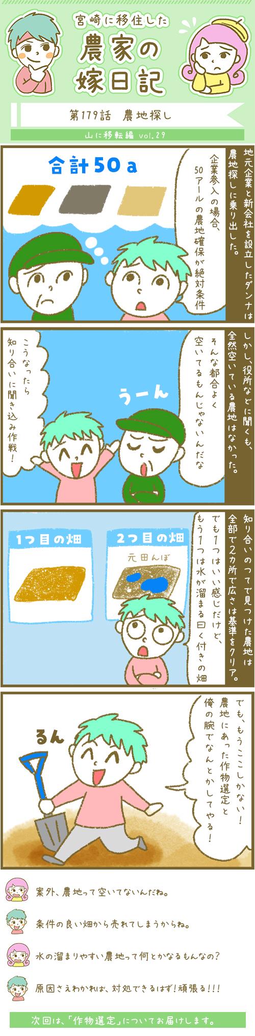 漫画第179話