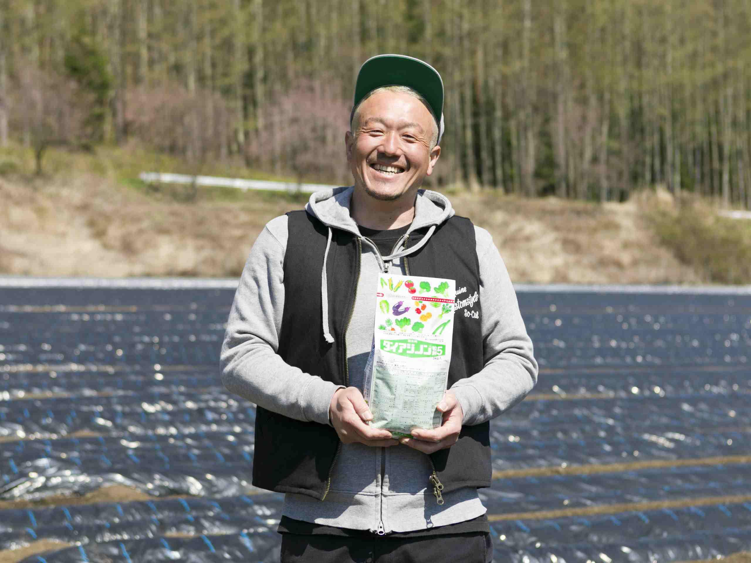 """土壌中の害虫対策に! 生産者に50年以上愛されている""""畑の常備薬""""とは"""