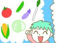 漫画「宮崎に移住した農家の嫁日記」【第180話】露地野菜の作物選定