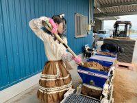 米の種まきって何?! ロリータが4世代経営農家で農業修行してきた vol.3