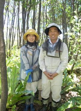 石垣島で養蜂の現状 ミツバチ榎並さんプロフィール