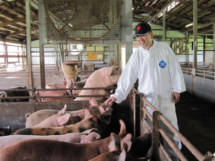 平田牧場に聞くブランド化 健康とサステイナビリティーがカギ