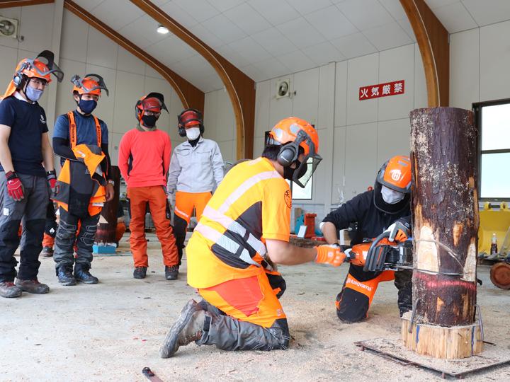 森林環境の維持向上に関わる専門職「フォレスター(森林管理官)」を養成!―【奈良県フォレスターアカデミー・学生募集中】