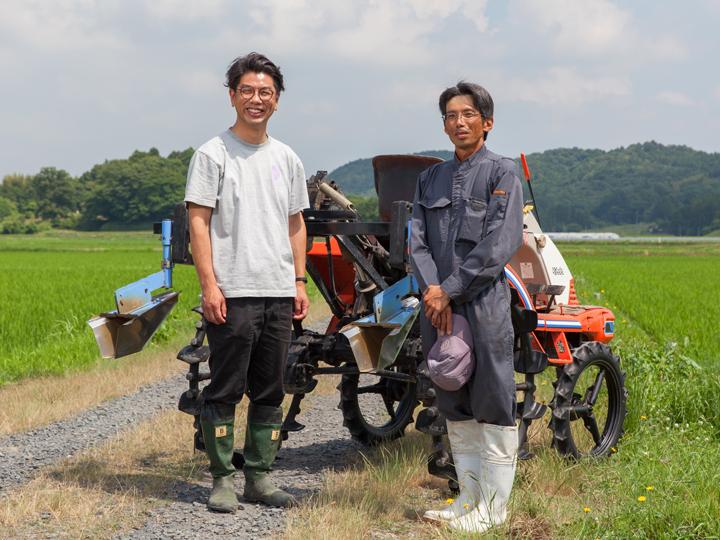 田植機の再利用で、農作業の時短&省力化を実現!新発想のアイデア農機具メーカーの現場目線のモノづくり。